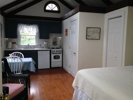 East Dennis - Sesuit Neck  Cape Cod vacation rental - Open space studio cottage for 2
