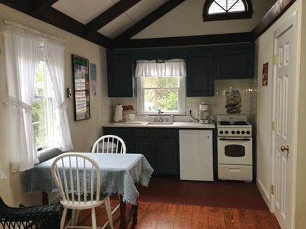 East Dennis - Sesuit Neck  Cape Cod vacation rental - Studio cottage with efficiency kitchen