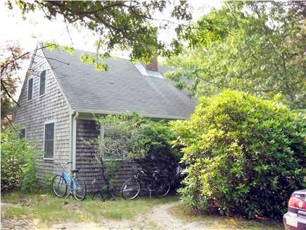 Orleans Cape Cod vacation rental - Front from driveway - ample parking