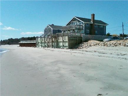 South Chatham Cape Cod vacation rental - Ocean view top deck