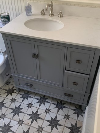 Chatham Cape Cod vacation rental - 2019 improvement... 2nd floor bathroom completely redone.
