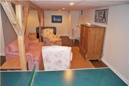 Chatham Cape Cod vacation rental - 500+ feet of living space in refinished basement!