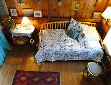 Eastham Cape Cod vacation rental - From loft area, entrance to porch on left