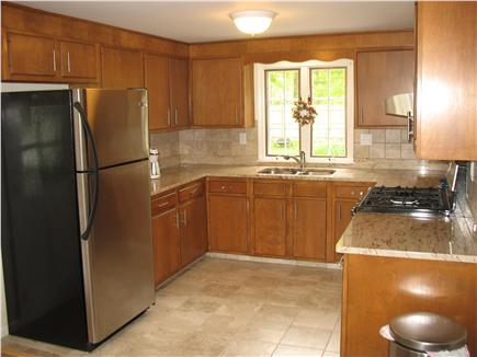 Yarmouth Cape Cod vacation rental - Kitchen (Picture June, 2014)