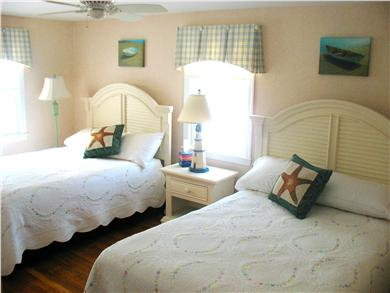 Yarmouth Cape Cod vacation rental - 2nd Bedroom (2 Full Beds)