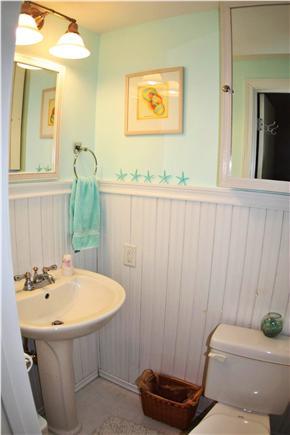 Eastham Cape Cod vacation rental - Charming master bath