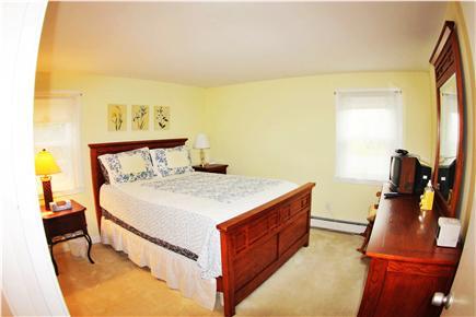 Eastham Cape Cod vacation rental - Serene queen bedroom w/plenty of closet/dresser space
