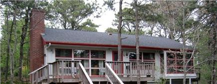 Wellfleet Cape Cod vacation rental - View of the front