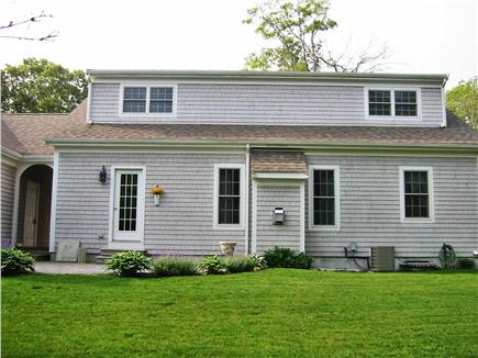 Brewster Cape Cod vacation rental - Back yard and patio