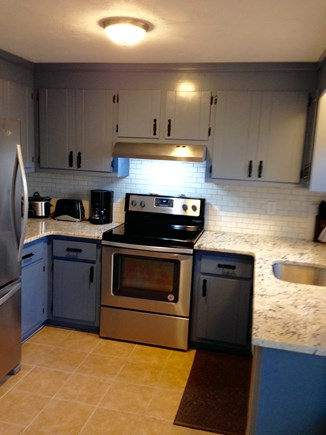 South Yarmouth Cape Cod vacation rental - Fully Equipped Easily Workable Kitchen