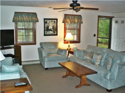 South Yarmouth Cape Cod vacation rental - Bright Open Living Room
