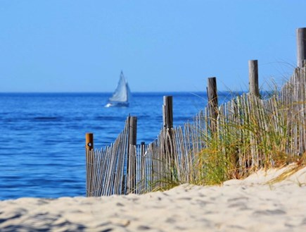 East Dennis Cape Cod vacation rental - Path to Sea Street Beach