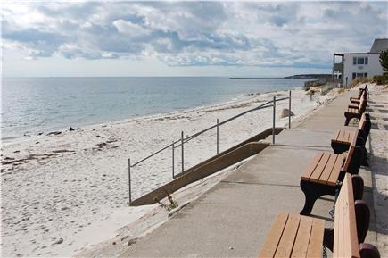 South Yarmouth Cape Cod vacation rental - Seaview Beach - 1 mile