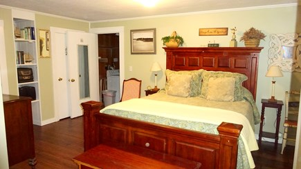 Onset MA vacation rental - Master bedroom