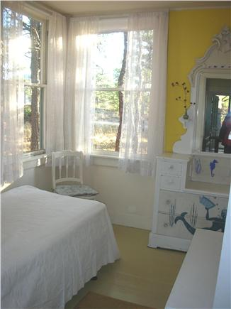 Wellfleet Cape Cod vacation rental - Bedroom with twin