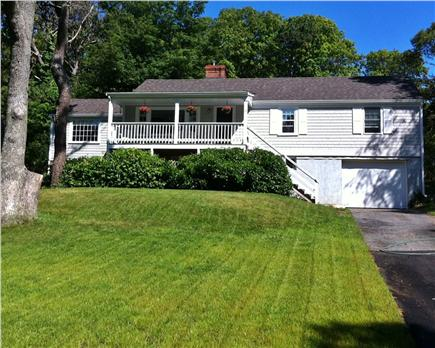Orleans Cape Cod vacation rental - House sits up high in a nice quiet neighborhood