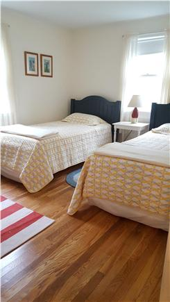 Orleans Cape Cod vacation rental - Third bedroom with twin beds