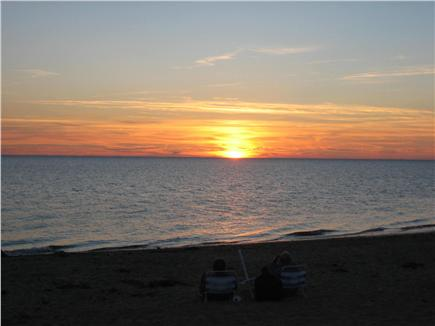 Eastham Cape Cod vacation rental - ''Our'' sunset!!