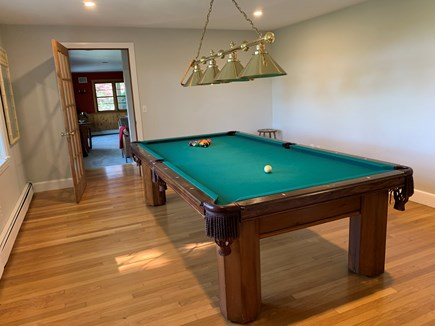 Eastham Cape Cod vacation rental - Our ''Pool Hall''