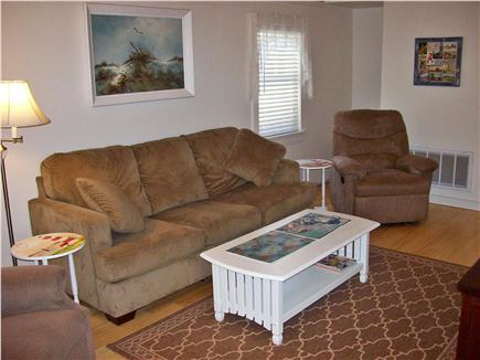 South Yarmouth Cape Cod vacation rental - Pull out sofa.