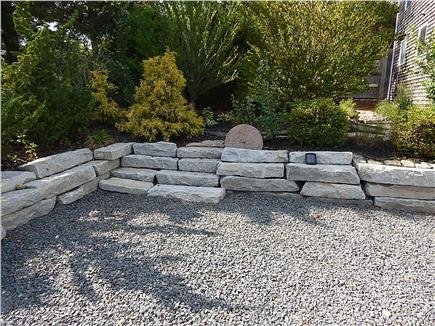 No. Truro Cape Cod vacation rental - Steps from upper parking area become a garden path to Apt. 20128