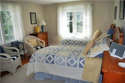 Brewster Cape Cod vacation rental - Bedroom 3 with 2 twin beds