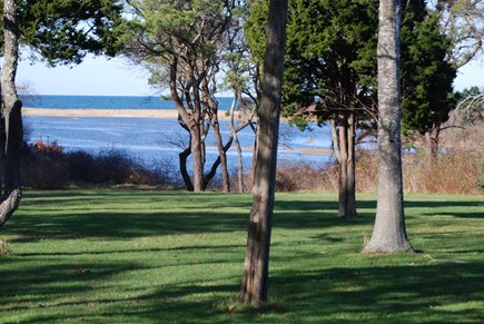 Brewster Cape Cod vacation rental - Enjoy the view from your porch!