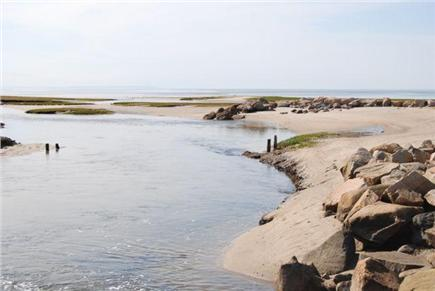 Brewster Cape Cod vacation rental - Paine's Creek nearby
