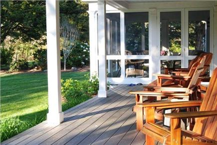 Brewster Cape Cod vacation rental - Perfect place after a long day at the beach