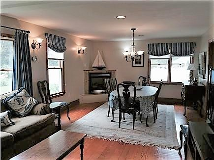 Eastham Cape Cod vacation rental - Dining Room for eight