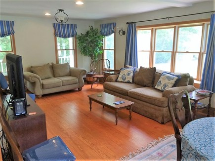 Eastham Cape Cod vacation rental - Bright open Dining room/Living room