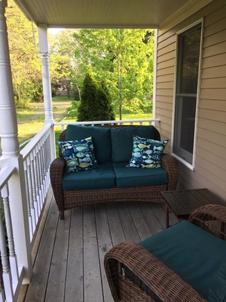 Eastham Cape Cod vacation rental - Relax on the front porch