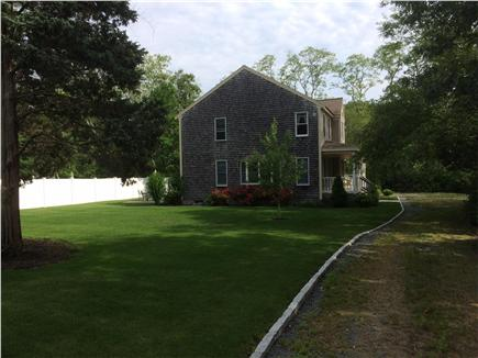Eastham Cape Cod vacation rental - Quiet side yard