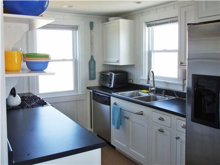 Sagamore Beach, Sandwich Sagamore Beach vacation rental - The Galley Kitchen