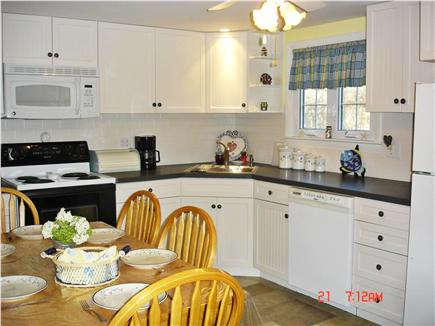 South Harwich Cape Cod vacation rental - Newly updated kitchen with everything you need.