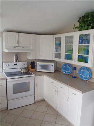 Marshfield, Brant Rock MA vacation rental - Fully kitchen w dishwasher, microwave, toaster oven  and icemaker
