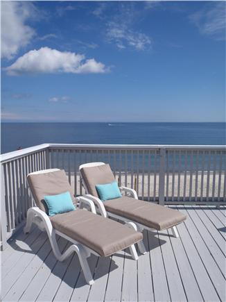 Marshfield, Brant Rock MA vacation rental - Amazing panoramic views from deck off master bedroom