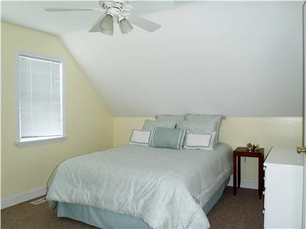 Marshfield, Brant Rock MA vacation rental - Second upstairs bedroom with queen bed, sitting area