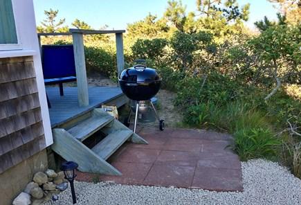Wellfleet Cape Cod vacation rental - New charcoal grill