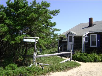 Wellfleet Cape Cod vacation rental - Traditional Cape cottage on Ocean View Drive