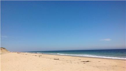 Wellfleet Cape Cod vacation rental - Uncrowded location between town beaches