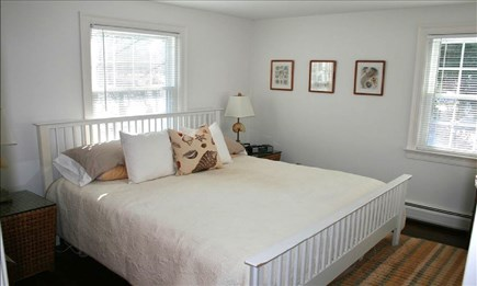 Chatham Cape Cod vacation rental - Master Ensuite Bedroom with king bed