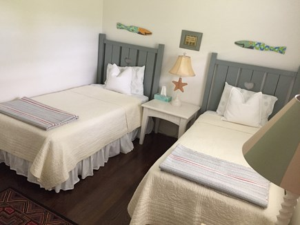 Chatham Cape Cod vacation rental - 3rd Bedroom with twin beds
