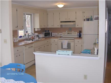 Dennis Cape Cod vacation rental - Large kitchen with everthing you'll ever need!