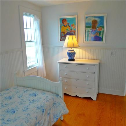 West Yarmouth Cape Cod vacation rental - Extra room on the upper floor has a comfortable single bed.