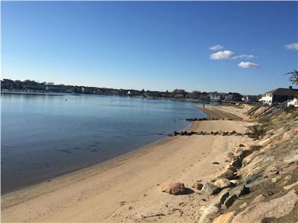 West Yarmouth Cape Cod vacation rental - We provide beach chairs and beach towels.