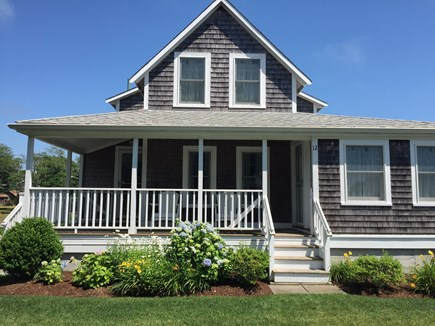 West Yarmouth Cape Cod vacation rental - The house is pretty, comfortable and fully equipped.