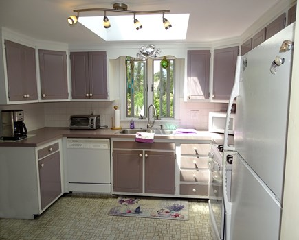 East Dennis Cape Cod vacation rental - Sunny kitchen