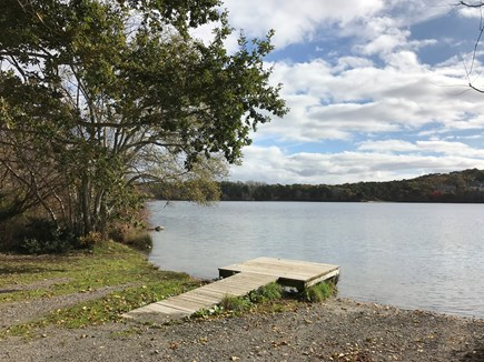 East Dennis Cape Cod vacation rental - Scargo Lake