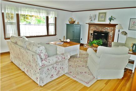 Harwich Cape Cod vacation rental - Relax in a bright and beautiful living room with AC